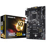 Gigabyte GA-H110-D3A 1.0 Processor family Intel, Processor socket LGA1151,...