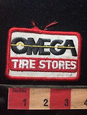 OMEGA TIRE STORES Patch - Car / Automotive Related 74A5