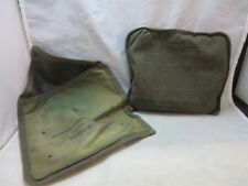 WWII heating pad with pouch. Orthopedic Equipment Co.