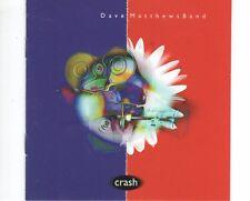 CD DAVE MATTHEWS BANDcrashUS 1996 EX (A1322)