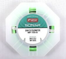 Scientific Anglers Sonar Sink 25 Coldwater Wf200S Fly Line - No Box Closeout!
