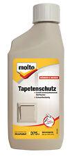 Molto Tapetenschutz farblos 375ml schafft schmutzabweisende Untergründe TOP