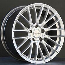 SET(4) 18X9 5x120 INOVIT HYPER SILVER WHEELS BMW 3, 5, SERIES PONTIAC GTO CTS