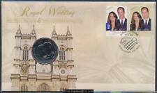 2011 The Royal Wedding Postal Numismatic Cover
