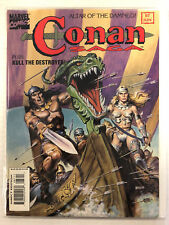 Conan Saga # 87 Gran Tamaño Cómic Revistas Marvel 1994