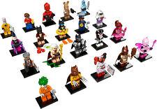 Lego the Batman Movie Colección completa 20 Minifigures 71017