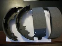 Both Left and Right 1996 For Dodge Intrepid Rear Drum Brake Shoes Set with 2 Years Manufacturer Warranty