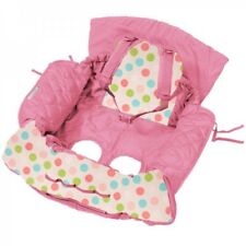 Playette - Shopping Trolley and High Chair Cover - Butterfly Dots