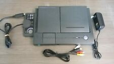 Pc-Engine DUO CD console - Work: Japanese Hucard / American US Turbo Grafx games