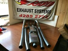 FORD 3 INCH 409 S/S EXHAUST SYSTEM suit XA- XB - XC - inside spring