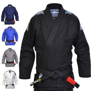 Valor Bravura BJJ GI | 5 Colour Options | FREE Elite White Belt | FREE Delivery