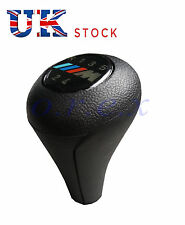 New 1x Black Gear Knob Shift for BMW 3 5 7 series M E36 E46 E34 E38 E39 5 speed