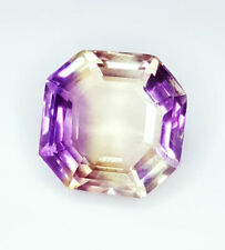 9.42 Loose Gemstone Natural Ametrine Ring Size Unheated Untreated Certified