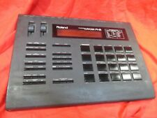 Roland Human Rhythm Composer R-8 DRUM machine /w Genuine AC ADAPTOR from Japan