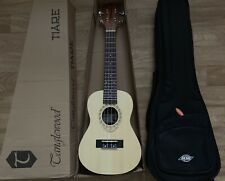 Superb £99 Spruce Top Concert Size ukulele w/ Mahogany arched back & Gig Bag