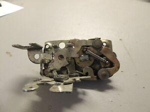 VW Beetle Bug-Beetle  1967 Only left  Drivers door lock mechanism. Works.