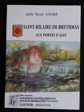 SAINT-HILAIRE-DE-BRETHAMS aux portes d'ALES Abbé René ANDRE