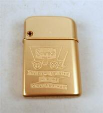 VINTAGE SCHMIDT BEER ADVERTISING LIGHTER STORM MASTER ST.PAUL MINNESOTA