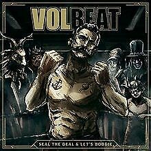 Seal The Deal & Let's Boogie von Volbeat | CD | Zustand gut