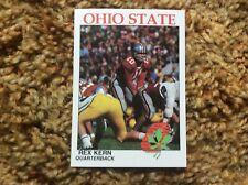 Ohio State University Football Card QB Rex Kern Mint