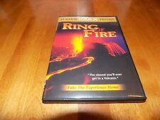 RING OF FIRE Volcano Volcanoes Earthquakes Earthquake Disasters IMAX LN DVD