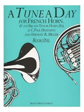 A Tune A Day For French Horn One Learn to Play Present MUSIC BOOK French Horn