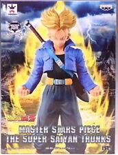 Banpresto Dragon Ball Z Master Stars Piece the Super Saiyan Trunks Figure HK
