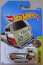 Hot Wheels 2017 HW Art Cars VOLKSWAGEN T2 PICKUP truck VHTF