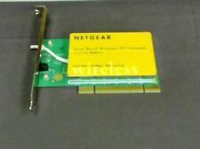 NETGEAR WAG311 Dual Band Wireless PCI Adapter 32.BIT