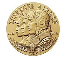 Tuskegee Airmen Bronze Medal By Us Mint, No Longer In Production!, Last One !