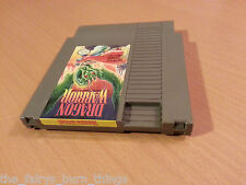 Dragon warrior NES NINTENDO bon état NTSC