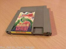 Dragon Warrior Nes Nintendo  Good Condition NTSC