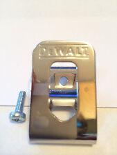 Brand New Genuine Dewalt Belt Clip Hook & Screw DCD980 DCD931 DCD735 DCD985