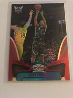 2018-19 CERTIFIED MIRROR RED 192/299 TONY PARKER SPURS HORNETS PARALLELS (JR)