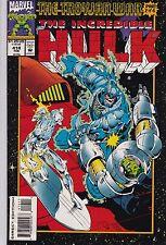 Marvel Comics! Incredible Hulk! #414! The Troyjan War Part 2 of 4!