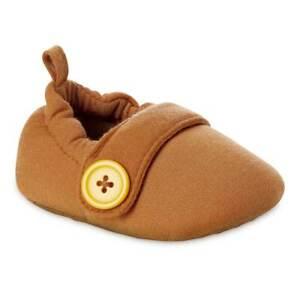Disney Authentic Pinocchio Baby Costume Dress Shoes Size 0 6 12 Months