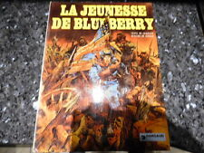 belle eo  blueberry la jeunesse de blueberry