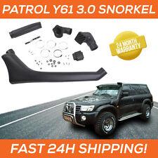 Snorkel / Schnorchel for Nissan GU2 Patrol Y61 3.0 2000-2002 Raised Air Intake
