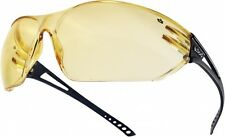 BOLLE SLAM occhiali di sicurezza / Occhiali Con Cordino Regolabile Giallo Lente slapsj