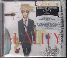 David Bowie Hybrid DualDisc Reality Nuovo Sigillato 5099751255574