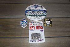 "1993 Toronto Blue Jays World Series Champions 6"" PM10 Pin - Plus Fan Club Pin"