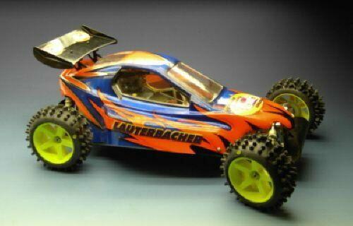 LAUTERBACHER RC-CAR-RACING