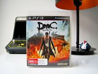 DMC: DEVIL MAY CRY - PLAYSTATION 3 | COMPLETE