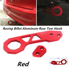 Excellent Racing Billet Aluminum Rear Tow Hook Fit For Civic Crx Integra Rsx Red