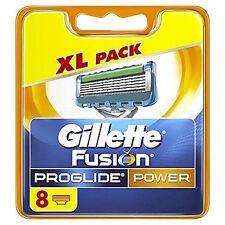 Gillette Fusion Proglide Power Flexball Men S Razor Blades 8 Blades Comfort Pre