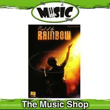 New End of the Rainbow the Musical Piano & Vocal Selections Music Book