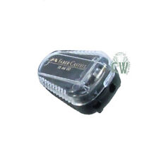 Faber Castell Clutch Pencil Pointer Sharpener. For 2mm or 3.15mm Pencil Leads