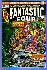 FANTASTIC FOUR # 144  - Marvel 1974 (fn-)