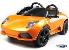 Kinderfahrzeug Kinder elektro auto Ride On Lamborghini Murcielago weiß 6V RC