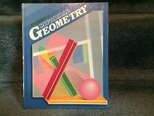 Informal Geometry by Merrill Student Textbook (1988, Hardcover) Brand New